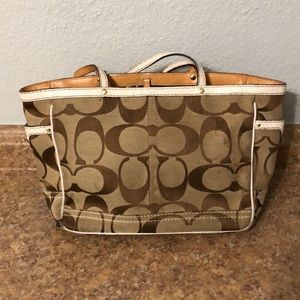 **Final Price** Authentic Coach Purse